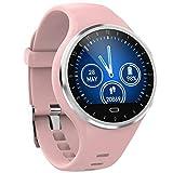 Altsommer Bluetooth Armband, Bluetooth Smartwatch Fitness Uhr Intelligente Armbanduhr Fitness Tracker Smart Watch Sport Uhr mit Kamera Schrittzähler Schlaftracker Kompatibel mit Android...
