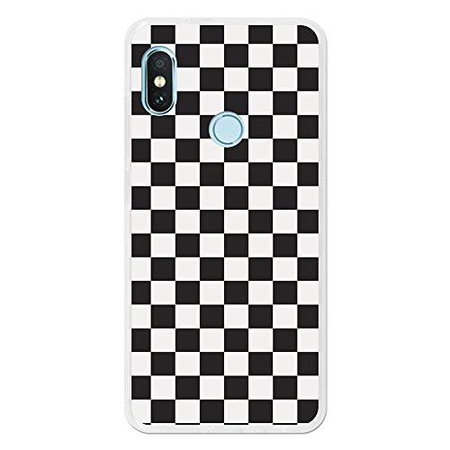 Funda gel para Xiaomi Redmi Note 5 Pro, Carcasa TPU Flexible fabricada con la mejor Silicona, protege y se adapta a la perfección a tu Smartphone y con nuestro exclusivo diseño 3B® - Tablero de ajedrez.