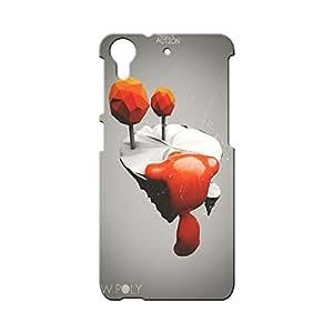 G-STAR Designer Printed Back case cover for HTC Desire 728 - G3661