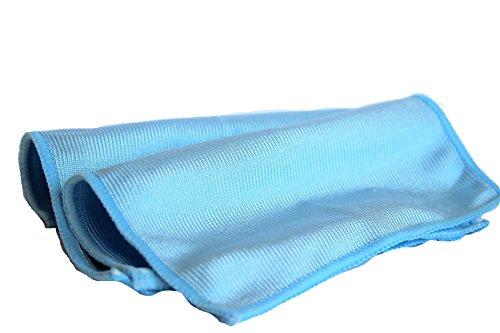 2xReinigungstücher zur Reinigung von Brillen, Kamera-Objektiven, Laptop, Bildschirm, Notepooks, Handys, CD, DVD, Fernglas, Helmvisier, Bildschirm. Sauberes iPad, iPhone, Macbook