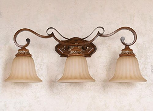 LHRain Applique / Bathroom Light / Peigne monté Bathroom Wall Lamp