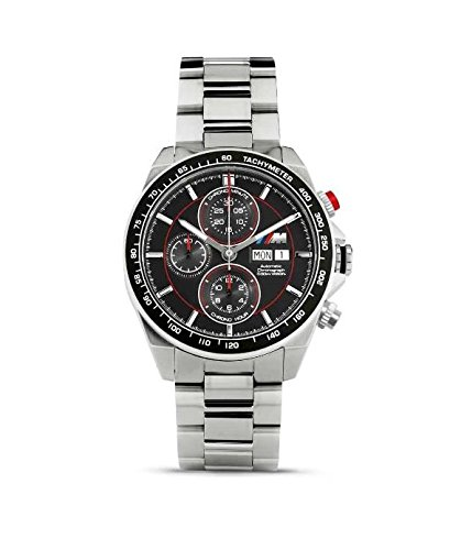 Original BMW M Chronograph Uhr Armbanduhr, automatik - Kollektion 2016/2018