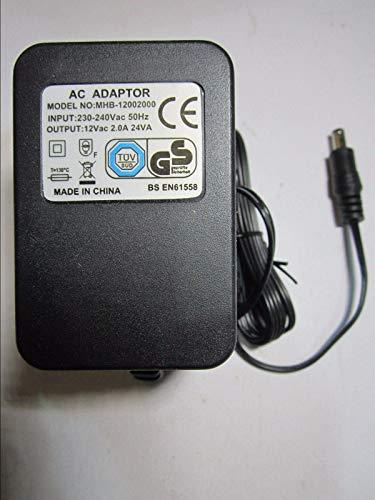 Ersatz-Netzteil für Citronic CM8-Live Mischpult (12 V)