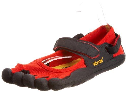 Vibram FiveFingers Sprint, Chaussures de sport homme–Fitness Rouge