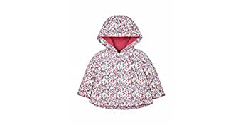 Mothercare Baby Girls' Regular Fit Cotton Jacket (JG200-1_Multicoloured_9-12 Months)
