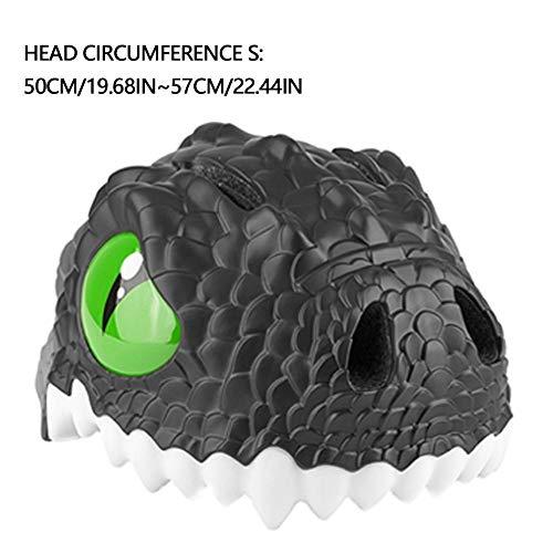 mter Helm der Kinder, Multi-Sport-Sicherheit Kinder-Helm Multi-Sport-Helm Fahrradhelme Radfahren Skating Roller Schutzausrüstung mit Leichter Reitausrüstung ()
