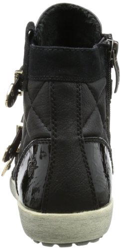 Tamaris Tamaris-ACTIVE, Sneaker a collo alto donna nero (Schwarz (Black 001))