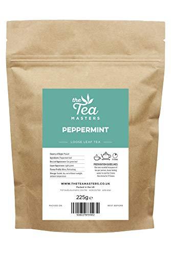 The Tea Masters Hojas Sueltas de Té de hierbabuena 225g