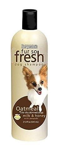 Sergeants 03805 18 Oz Fur So Fresh? Oatmeal Dog Shampoo by Sergeant's