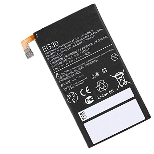0 Replacement Battery for Motorola Droid RAZR M, Droid Razr I, XT890 XT902 XT905 XT980 XT901 ()