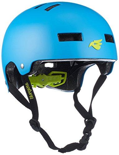 Bluegrass Helm Super Bold,Matt Cyan, 60-62 cm Preisvergleich