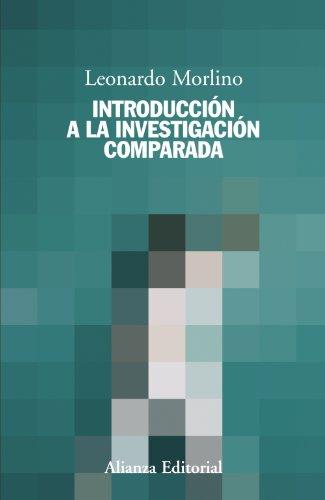 Introduccion a la investigacion comparada (El Libro Universitario - Manuales) por Leonardo Morlino epub
