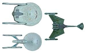 Round 2 Star Trek: The Motion Pictures: Cadet Series 1:2500 Scale Model Kit Set (japan import)