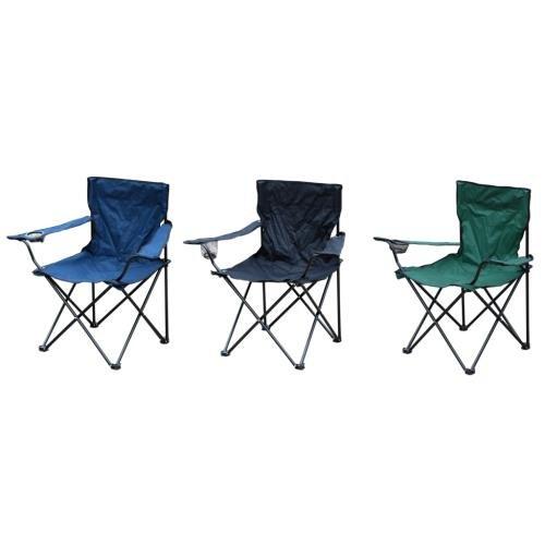 Kingfisher Folding Camping Chair Uksportsoutdoors