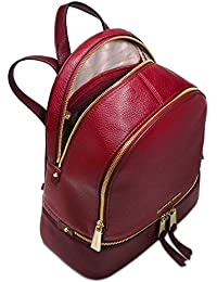Michael Kors Rhea Zip Md Back Pack, Portés dos