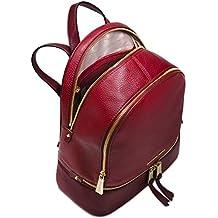 b1770e70c8 Michael Kors - Rhea Zip Md Back Pack, Zaino Donna