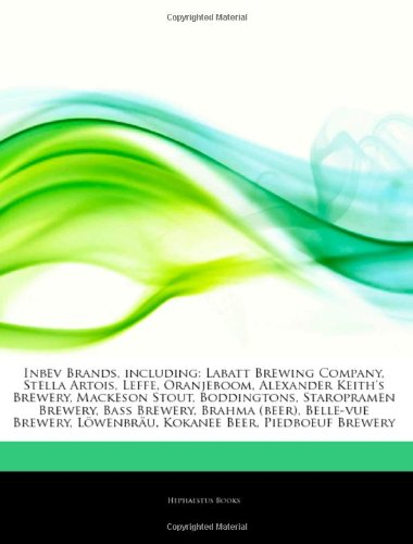 articles-on-inbev-brands-including-labatt-brewing-company-stella-artois-leffe-oranjeboom-alexander-k