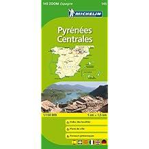 Carte ZOOM Pyrnes Centrales