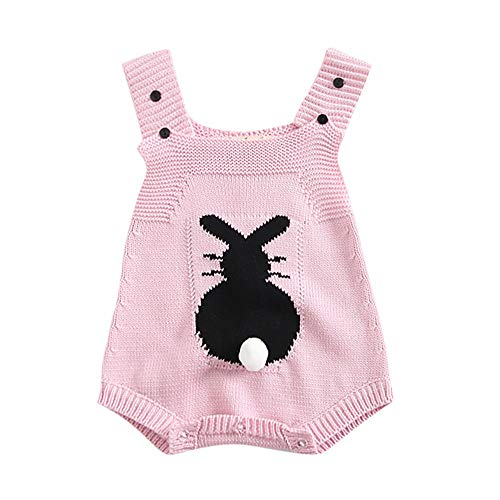 Bt Kinder-overalls (BeautyTop Unisex Strampler Baby Mädchen Jungen Overalls Warm Strampelanzug Baumwolle Kinderkleidung Kleidungsset für Winter Herbst 0-12 Monate)