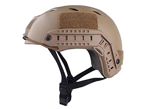 haoyk multifunción Deporte casco protector casco táctico para Airsoft y Paintball Bj...