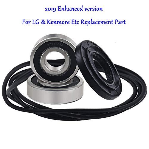 Vincool Frontlader-Waschlager und Dichtungssatz für LG & Kenmore etc. Ersatzteil 4036ER2004A 4280FR4048L 4280FR4048E 4036ER4001B -