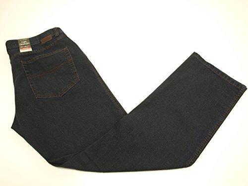 Club of Comfort Edeljeans / Five Pocket / Blue Black / 4631-40 James (26, Blue Black (Blau-Schwarz)) - James Jeans 5-pocket-jeans