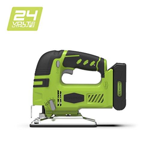 Greenworks Tools 3600707Stichsäge kabellos, Li-Ion, ohne Akku oder -