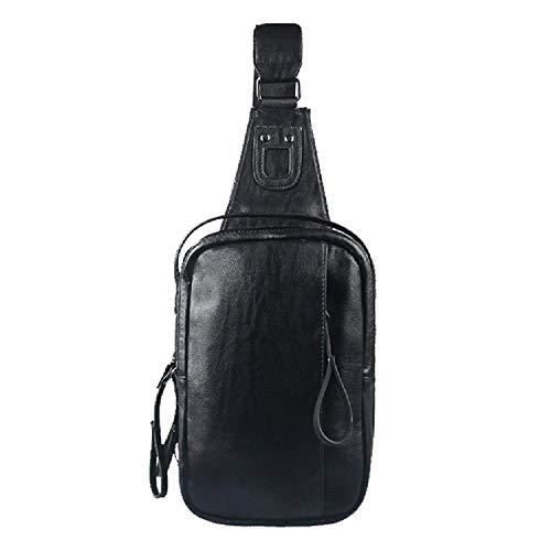Ying-feirt Lässige Taschen Brusttasche für Herren Umhängetasche für Herren Umhängetasche für Wander- oder Mehrzweckrucksack sowie Studentenhandtaschen für Herren und Damen@Schwarz - The North Face-wander Rucksack