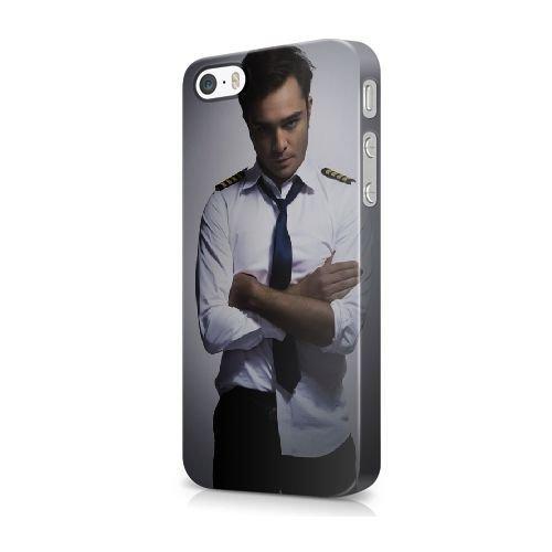 iPhone 5/5S/SE Coque, Bretfly Nelson® CHUCK BASS Séries Plastique dur Snap-On Coque peau Coque Pour iPhone 5/5S/SE GDGFJLO566860, coques iphone