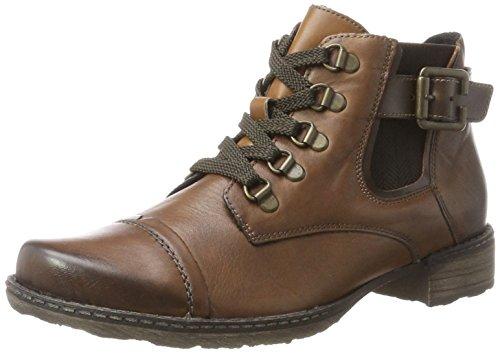 Remonte Damen D4393 Chukka Boots, Braun (Mahagoni/Kastanie/Mahagoni), 38 EU