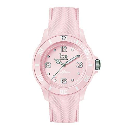 Ice-Watch - ICE sixty nine Pastel pink - Rosa Damenuhr mit Silikonarmband - 014232 (Small)