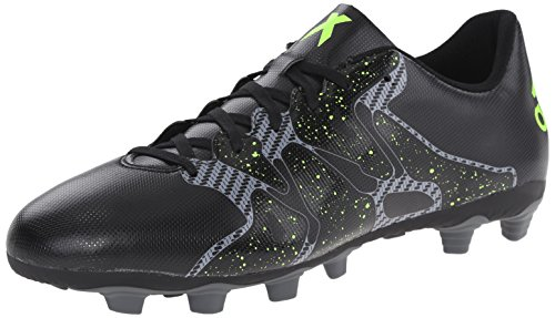 Adidas Performance X 15.4 FuÃ?ballschuh, schwarz / Schock Mint / weiÃ?, 6,5 M Us Core Black/Solar Yellow/Night Metallic F13