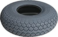 UK Mobility Store Mobility Scooter Block Diamond tyre 330 x 100 - 4.00-5