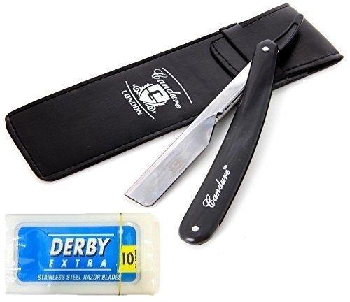 Preisvergleich Produktbild CANDURE - Rasieren Rasiermesser - Professionelles Rasiermesser  - Traditionelles Rasiermesser ,Haarentfernung, Scheren ,Salon Razor
