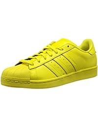 Adidas Superstar Neon Gelb