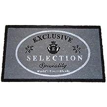 Bebidas Alcohólicas - Exclusive Selection, Retro Style Felpudo Alfombrilla (70 x 40cm)