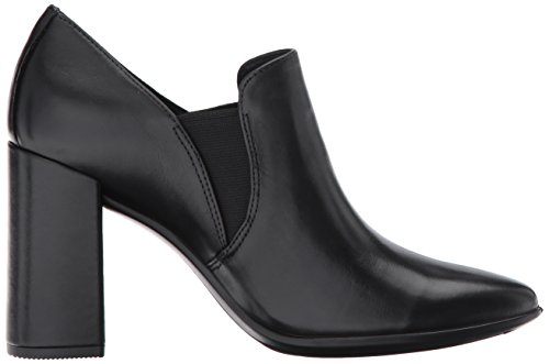 Ecco Shape 75 Pointy Block, Mocassins Femme Noir (Black)