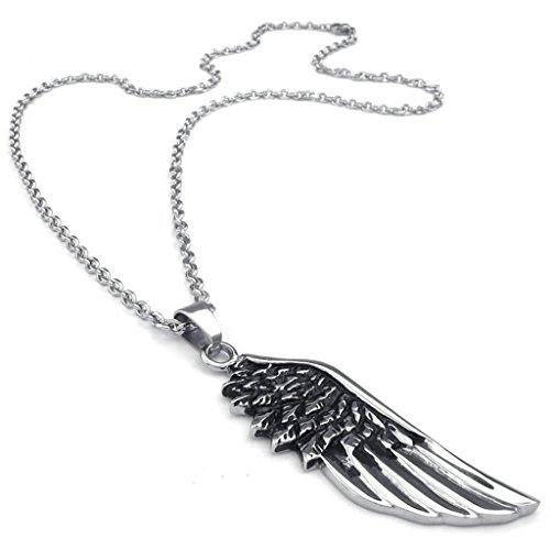daesar-edelstahl-halskette-herren-anhanger-halskette-angel-flugel-link-schwarz-fit-18-26