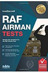 RAF Airman Tests: Sample test questions for the RAF Airman Test: 1 (Testing Series) Paperback