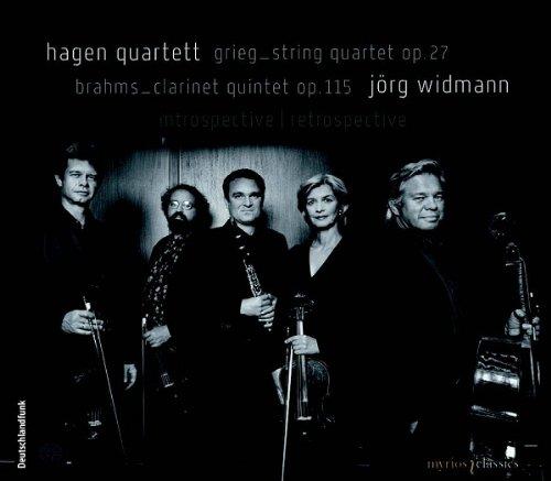 Klarinettenquintett op.115/Streichquartett op.27