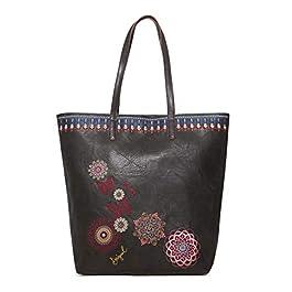 Desigual – Bag Chandy Rio Zipper Women, Borse a spalla Donna