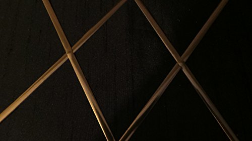 self-adhesive-lead-strip-for-windows-gold-brass-finish-6mm-lead-x-5-metre-coil-free-diamond-rectangl