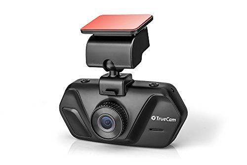 TrueCam A4 Dashcam Autokamera Full HD 1080p mit Endlosschleife, Parkwächter, G-Sensor Full-hd-plasma-display