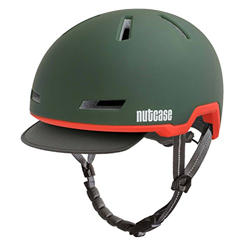 Nutcase Tracer Helmet Cascade Green Matte Kopfumfang S/M | 52-56cm 2018 Fahrradhelm