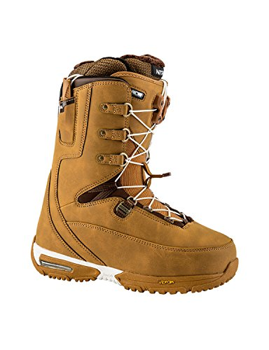 Nitro Snowboards Damen Faint TLS'18 Snowboard Boot, Golden Brown, 25,5 Preisvergleich