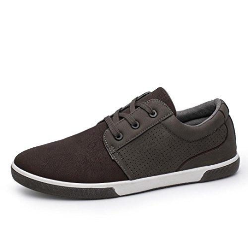 1dbbee4a0d724f CLOOM Scarpe da uomo Casual, Sneaker a Collo Basso Unisex – Adulto Uomo  Donna Scarpe