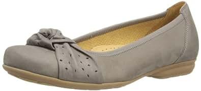Gabor Shoes 82.643.31 Damen Durchgängies Plateau ,Grau (fumo) ,38 EU
