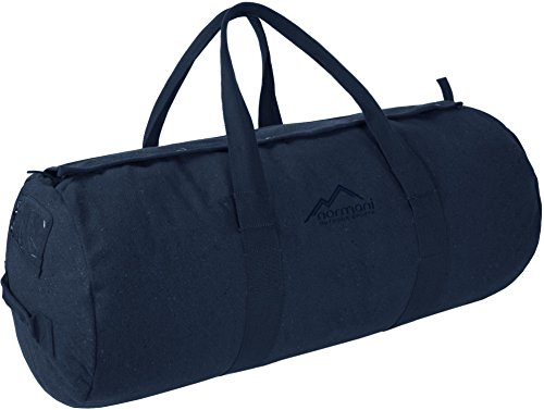 Canvas Seesack Universal Tasche aus reiner Baumwolle Navy