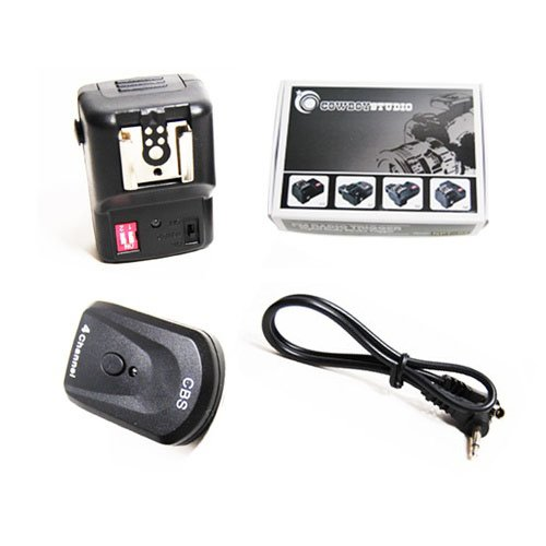 Kaavie 4 Channel PT-04 Wireless Radio Flash Trigger Control with Transmitter