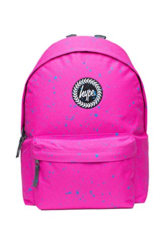 Hype Rucksack Tasche - Verscheidene Farben Fuscia Pink Blue